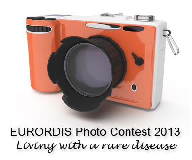 EURORDIS Photo Contest logo